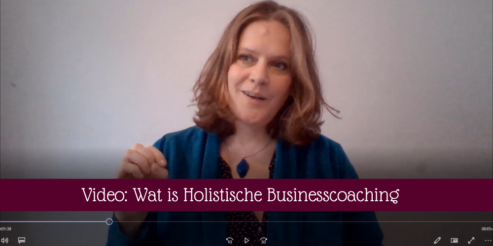 Wat is Holistische Businesscoaching?